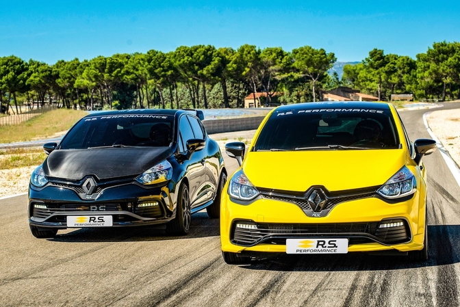 rs performance renault clio rs