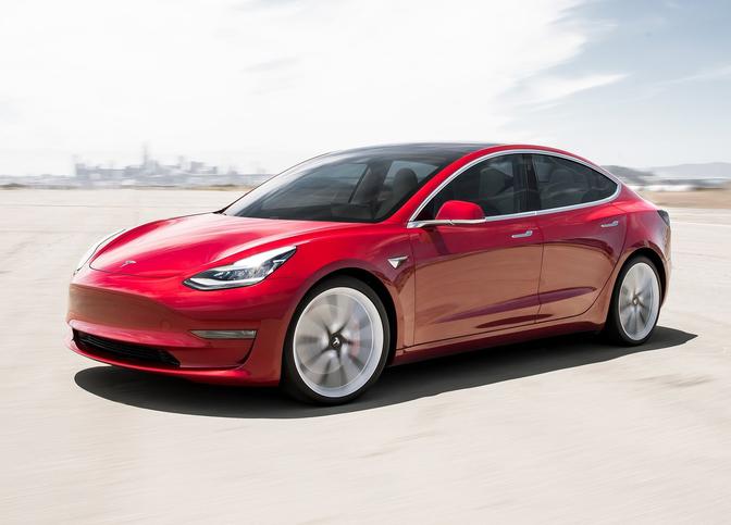 Tesla Model 3 Belgische prijs