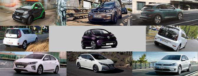 9 Interessante Elektrische Auto S In 2018 Autofans