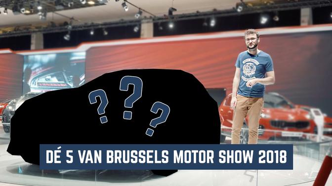 Autosalon-Brussel-2018-Video
