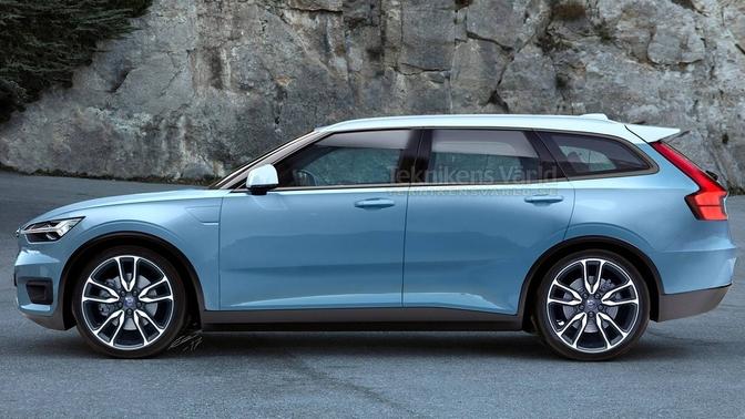 Nieuwe V60 2018 >> Is dit de opvolger van de V40? | Autofans
