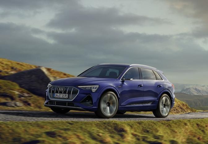 Audi e-tron update 2019