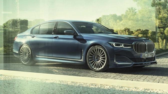 alpina b7 xdrive facelift 2019
