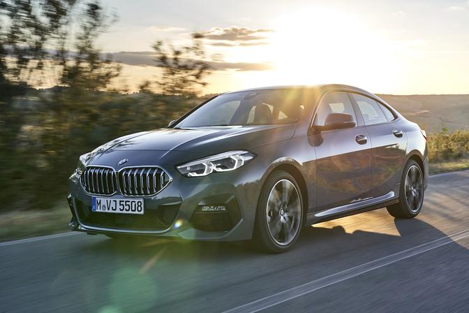 BMW 2 Reeks Gran Coupé (2019)