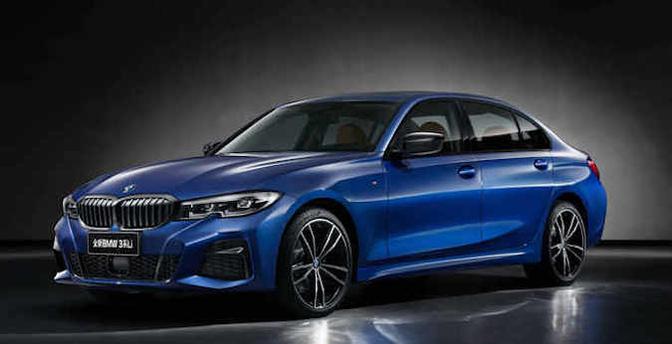 BMW 3 Reeks Li 2019