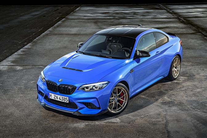 BMW M2 CS 2019 prijs info