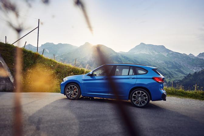 BMW X1 xDrive25e plug-inhybride