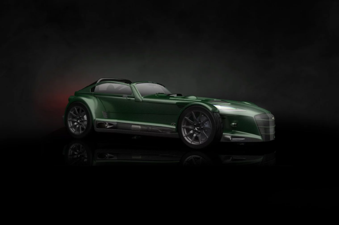 Donkervoort D8 GTO-JD70 2019