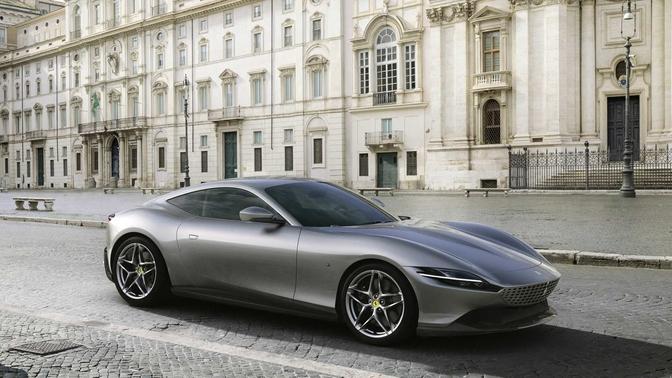 Ferrari Roma info belgie