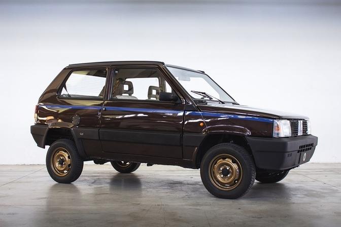 Garage Italia Fiat Panda 4x4 Panderis