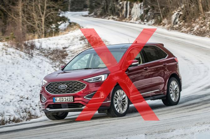 ford edge europa ban