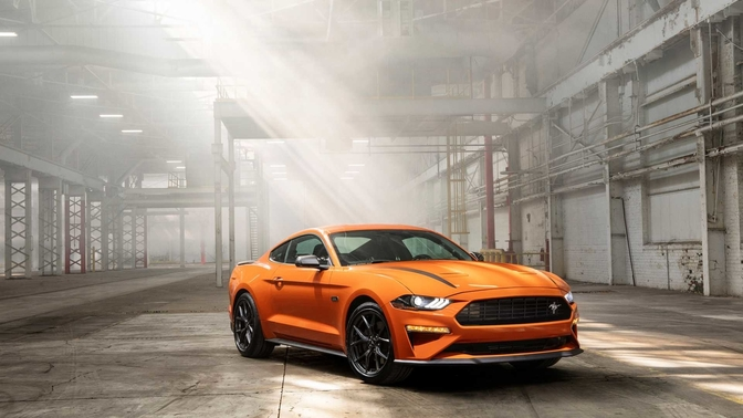 ford mustang performance package 2019