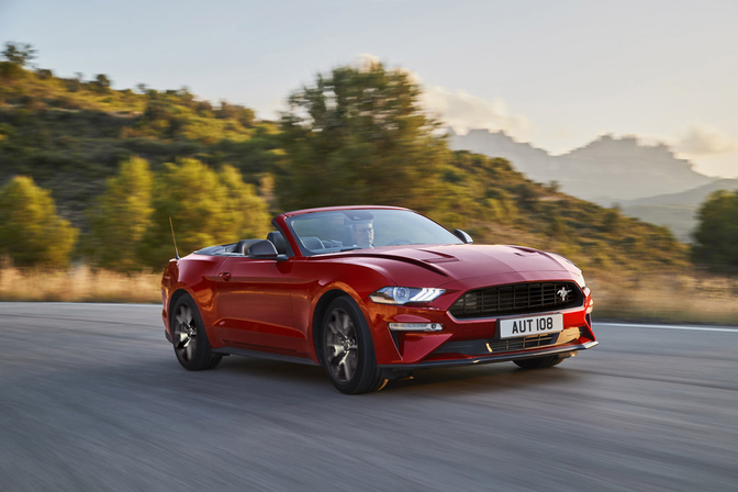 ford mustang update 2019