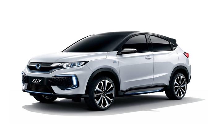 honda xn-v concept 2019