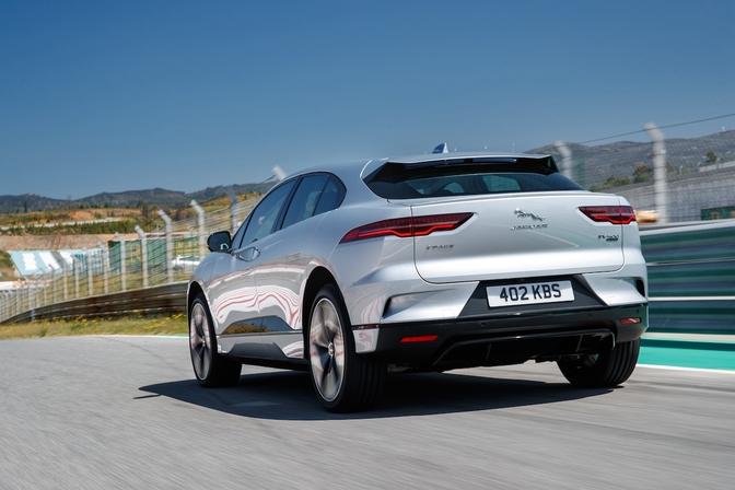 Jaguar I-Pace software update 2019