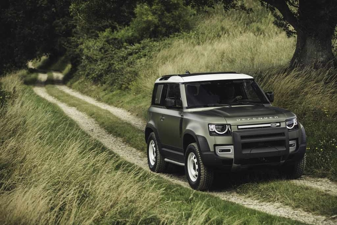 Land Rover mini Defender 2021