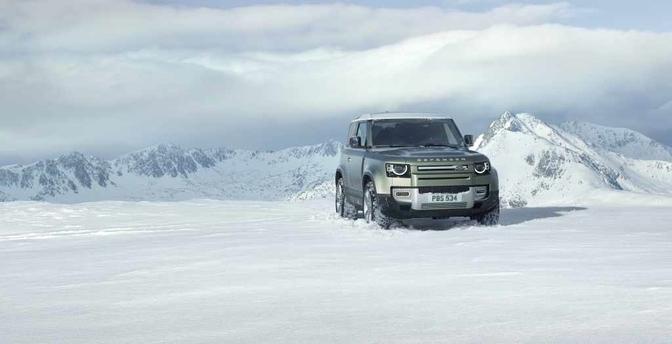 Prijslijst Land Rover Defender 90