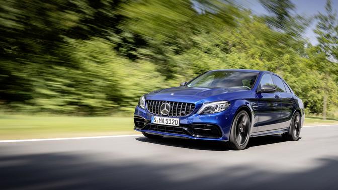Mercedes-AMG C 63 4 cilinder gerucht rumor