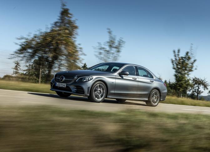 Mercedes C 300 e 2019