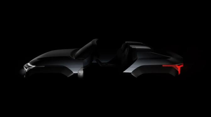 Mitsubishi Mi-Tech Concept 2019