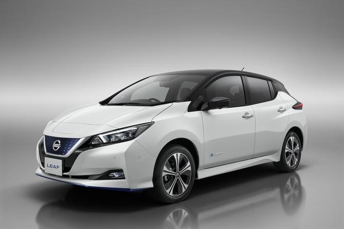 Nissan Leaf e+ 62 kWh 2019