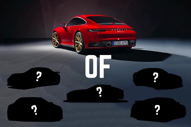 Porsche 911 concurrent