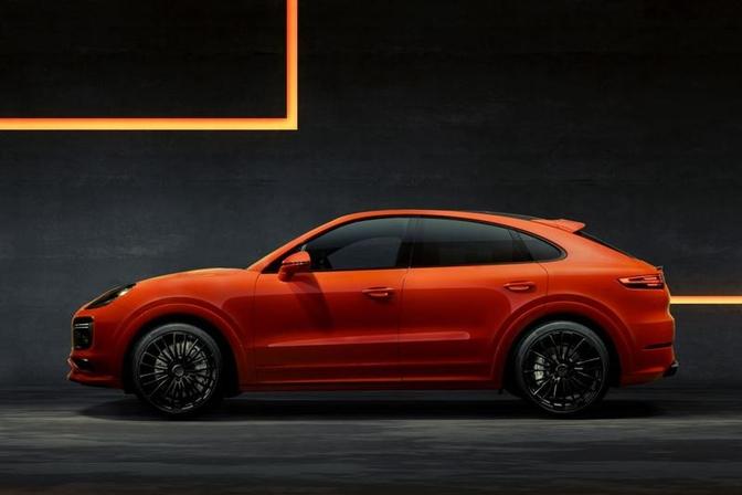 Techart Porsche Cayenne Coupe
