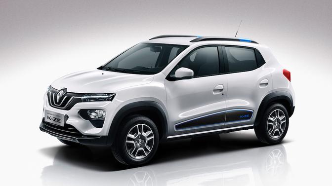 Renault K-ZE 2019 elektrische auto 10.000 euro