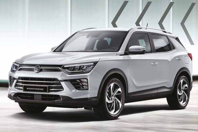 ssangyong korando preview 2019