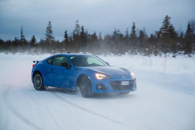 Subaru winterstage 2019