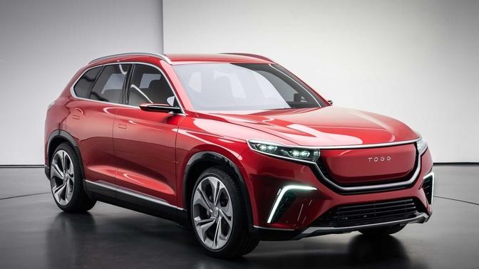 TOGG EV SUV Concept 2022