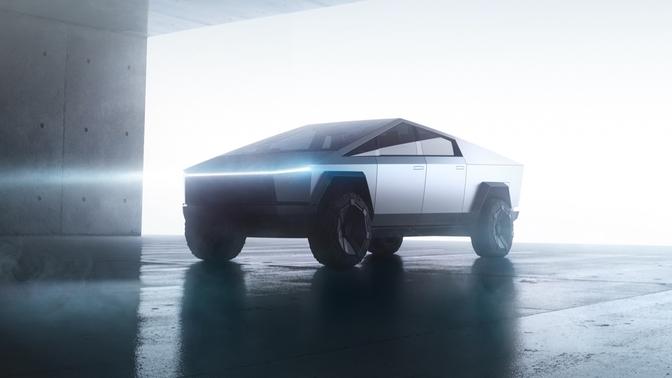 Tesla Cybertruck (2019)