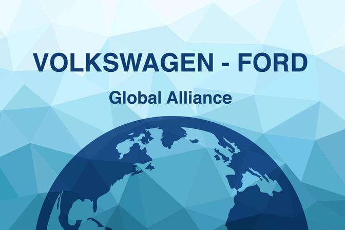 volkswagen ford global alliance