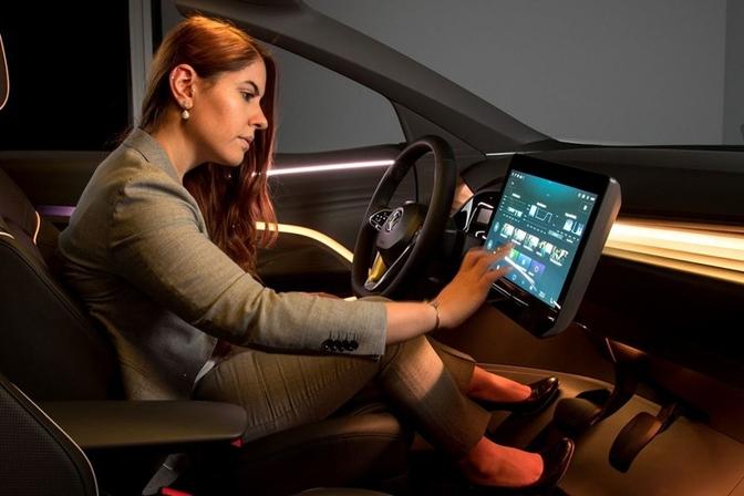 Volkswagen UX-Design