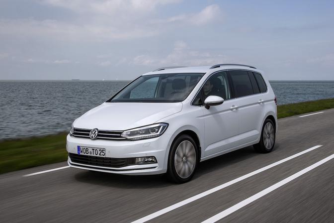 Volkswagen monovolume toekomst