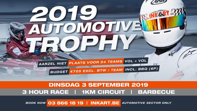 inkart event automotive trophy 2019
