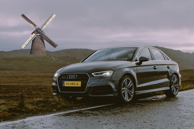 nederland auto boetes