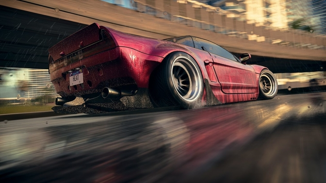 Need For Speed Heat 2019 review test