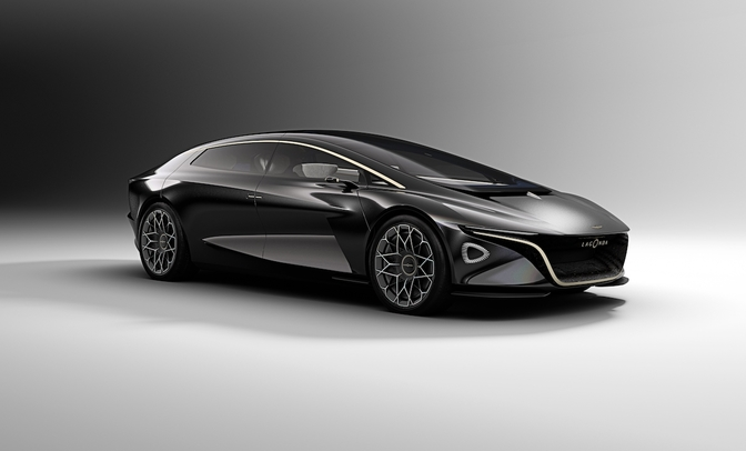 Aston Martin elektrisch toekomst