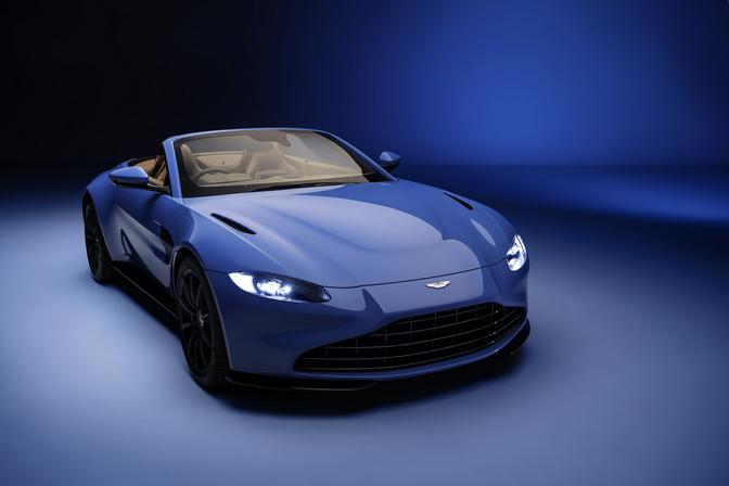 Officieel: Aston Martin Vantage Roadster