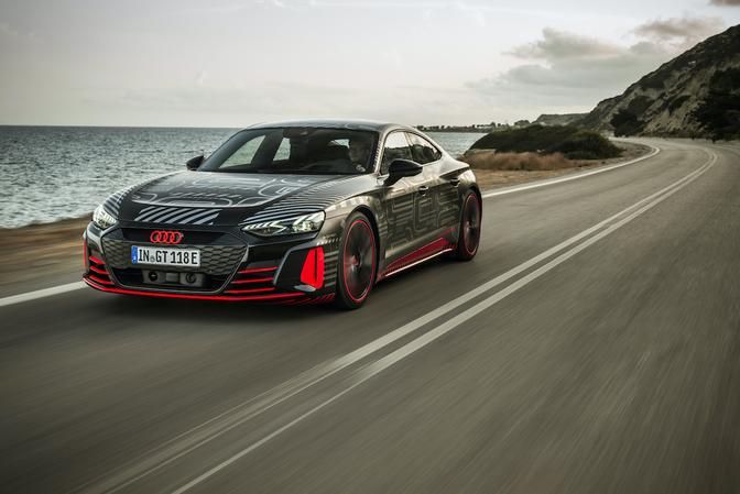 Audi RS E-Tron GT prijs specificaties rijbereik