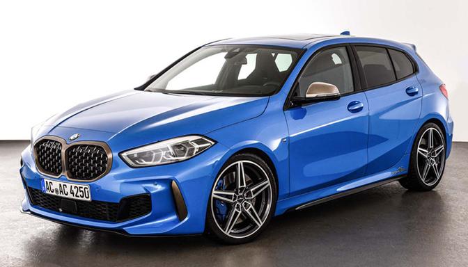 BMW 1 Reeks AC Schnitzer 2020