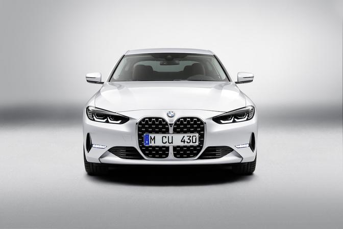 BMW 4 Reeks official 2020