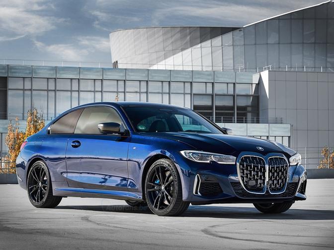 BMW 4 Reeks 2020 Render