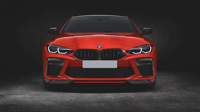 BMW M4 Prior Design 2020