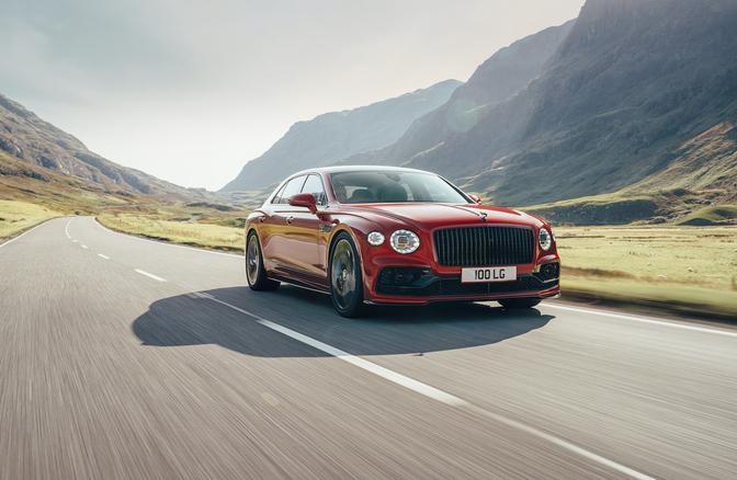 Bentley Flying Spur V8 2020