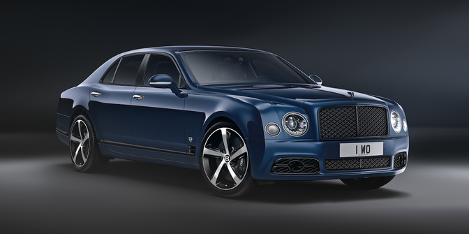 Bentley Mulsanne 6.75 Edition 2020