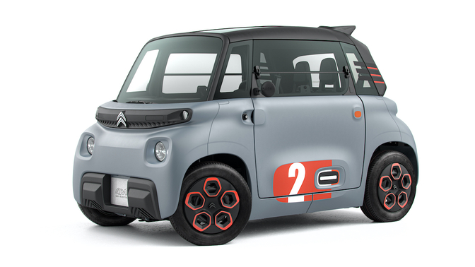 Citroën Ami elektrisch prijs 2020