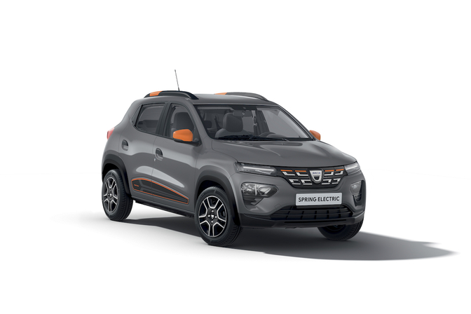 Dacia Spring Electric 2020