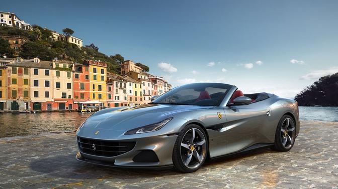 Ferrari Portofino M (2020)